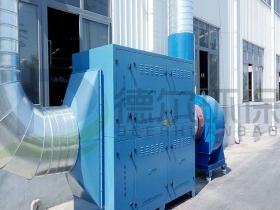 橡塑行业废气治理