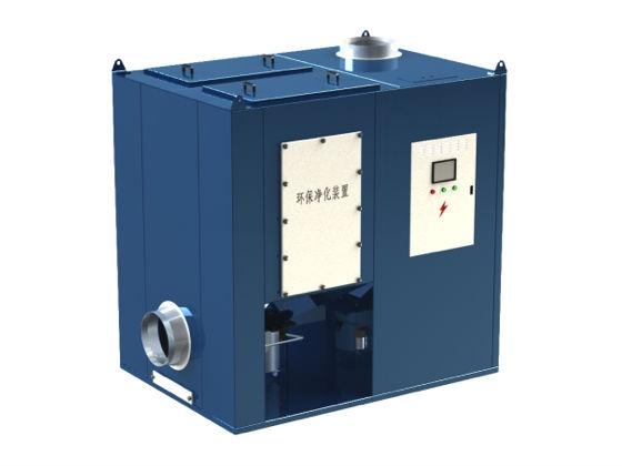 YE系列滤筒除尘器一体机