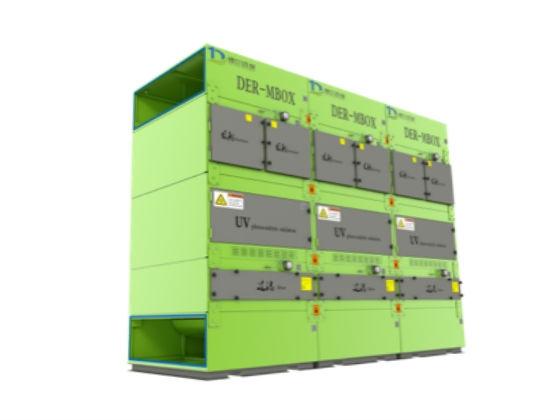 模块式VOCs处理装置